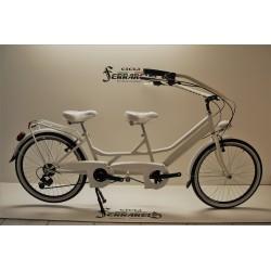 Tandem bici bicicletta...